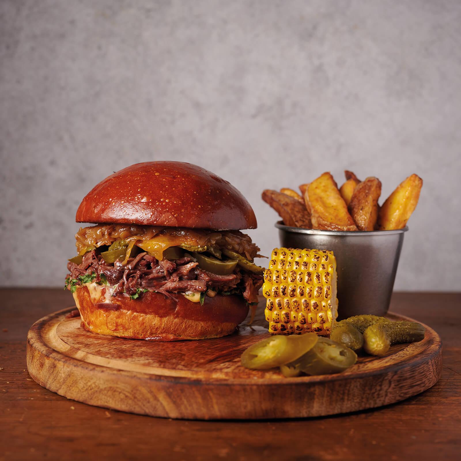 Бургер Buffalo