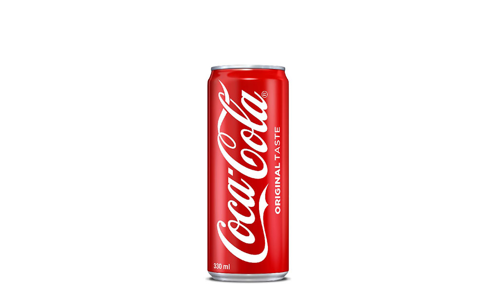 Coca Cola кен – 330 мл