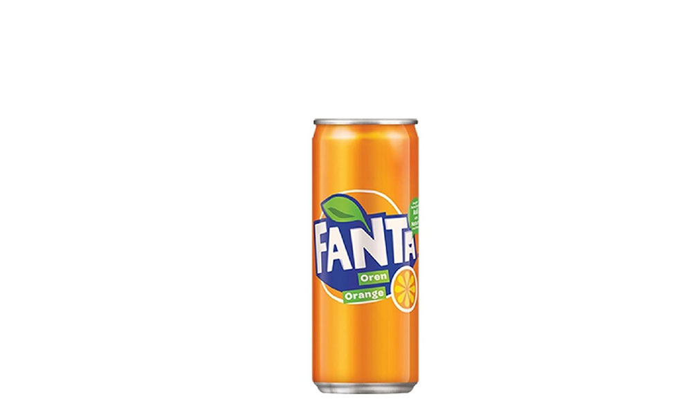 Fanta портокал – 330 мл