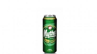 Гръцка бира в кен от 500 мл.