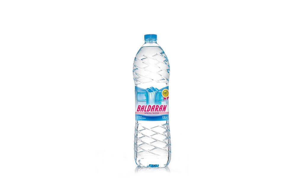 Изворна вода Балдаран – 1500 мл.